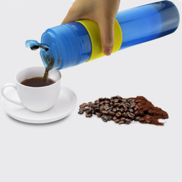 The Ultimate French Press Travel Tumbler