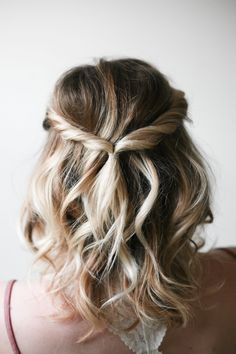 Easy Hairstyle's You Can Wear All Week