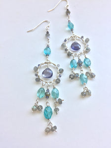 Water Goddess Earrings