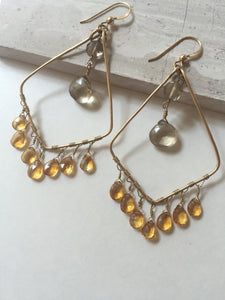 Citrine Dream Earrings