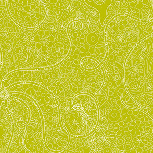 Depths in Pear from Sun Print 2018 by Alison Glass for Andover Fabrics