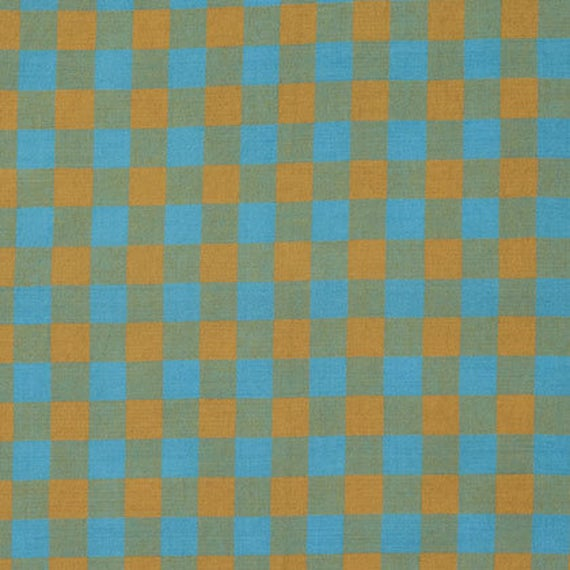 Checkmate in Beach from Loominous by Anna Maria Horner for FreeSpirit Fabrics
