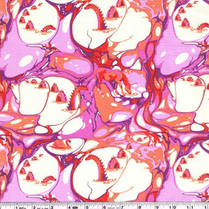 Blind Faith in Cotton Candy from Pinkerville by Tula Pink for Freespirit Fabrics