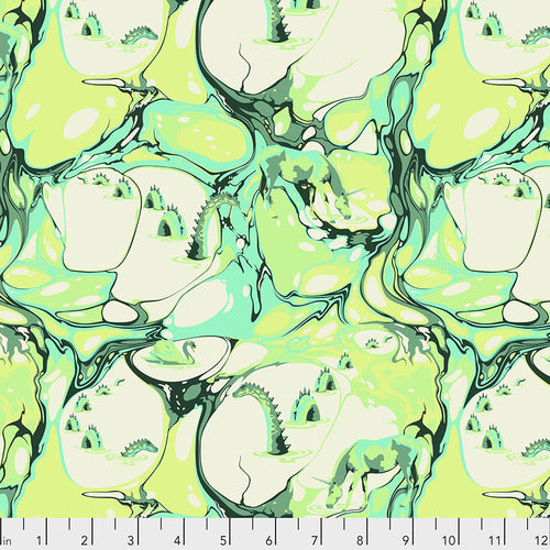 Blind Faith in Frolic from Pinkerville by Tula Pink for Freespirit Fabrics
