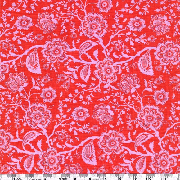 Delight in Cotton Candy from Pinkerville by Tula Pink for Freespirit Fabrics