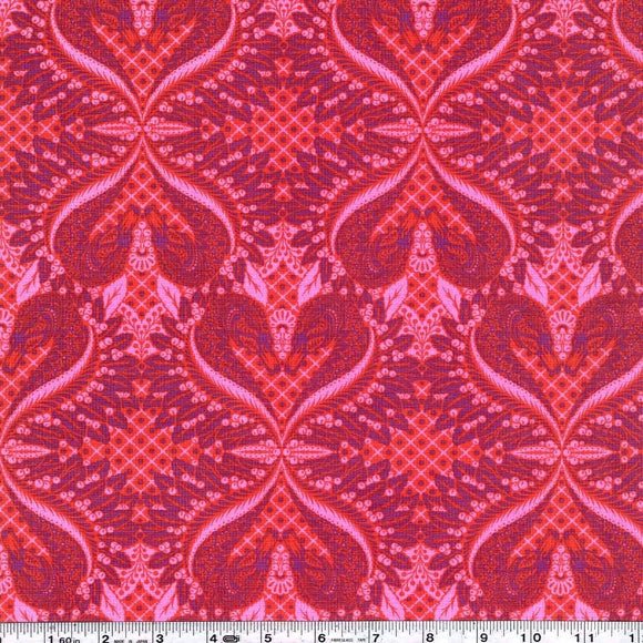 Gate Keeper in Cotton Candy from Pinkerville by Tula Pink for Freespirit Fabrics