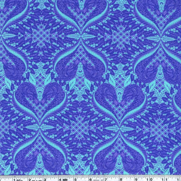 Gate Keeper in Daydream from Pinkerville by Tula Pink for Freespirit Fabrics