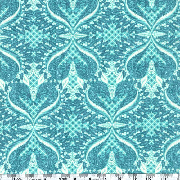 Gate Keeper in Frolic from Pinkerville by Tula Pink for Freespirit Fabrics