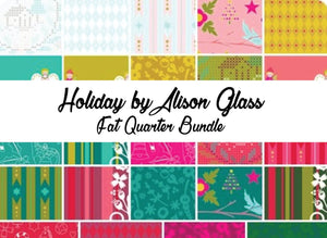 Holiday by Alison Glass 24 Piece Fat Quarter Bundle