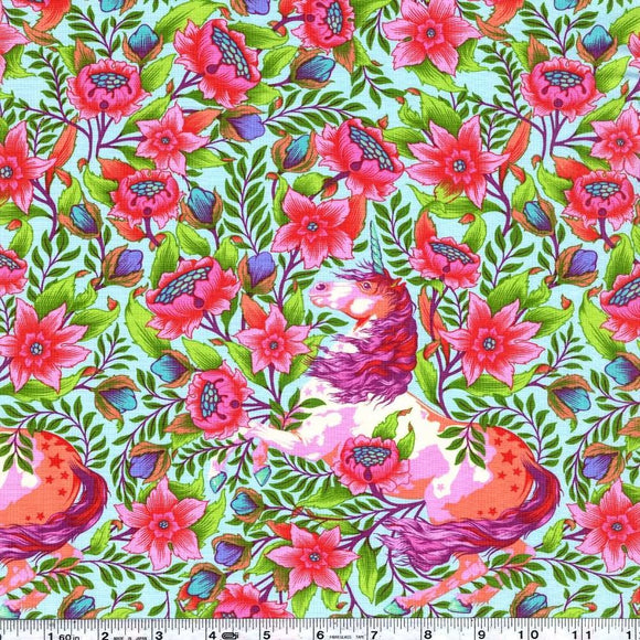 Imaginarium in Cotton Candy from Pinkerville by Tula Pink for Freespirit Fabrics