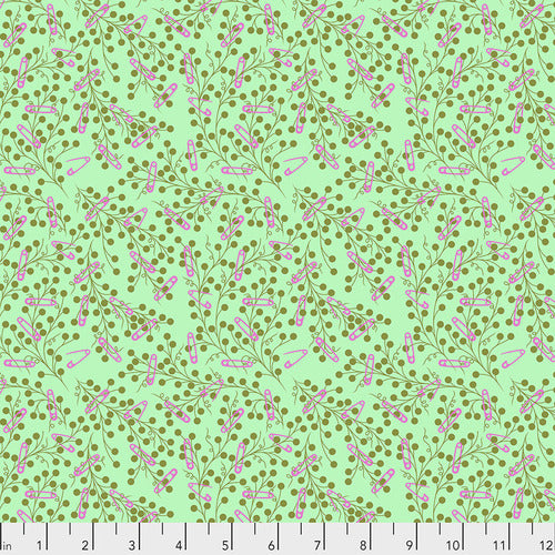 Pins & Needles in Morning from Homemade by Tula Pink for Freespirit Fabrics
