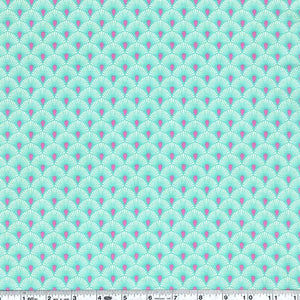 Serenity in Cotton Candy from Pinkerville by Tula Pink for Freespirit Fabrics