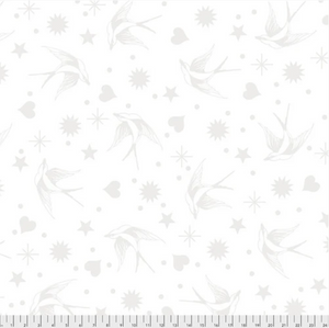 October Preorder/Deposit- Fairy Flakes in Paper from Linework by Tula Pink for Freespirit Fabrics