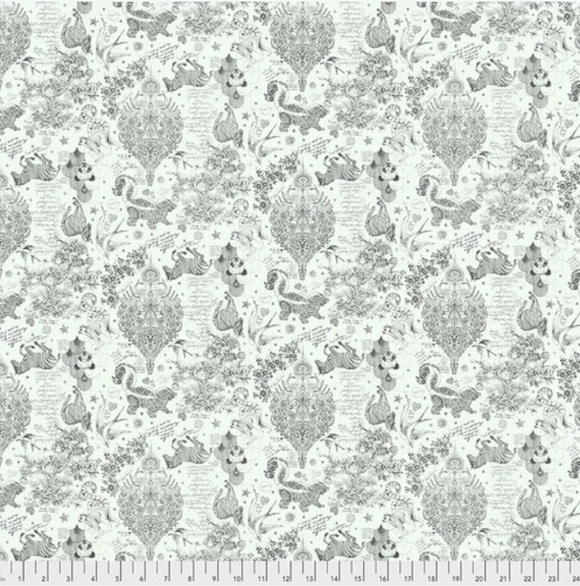 Sketchy in Paper from Linework by Tula Pink for Freespirit Fabrics