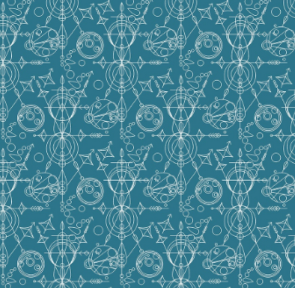 Mercury in Dusk from Sun Print 2015 by Alison Glass for Andover Fabrics