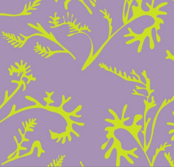 Weeds in Cloud from Field Day by Alison Glass for Andover Fabrics