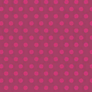 Sphere in Raspberry from Sun Print 2016 by Alison Glass for Andover Fabrics