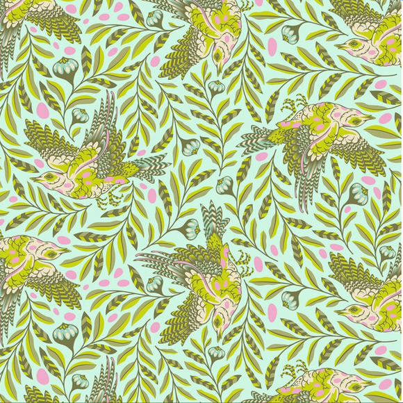 ReTweet in Star Light from Spirit Animal by Tula Pink for Freespirit Fabrics
