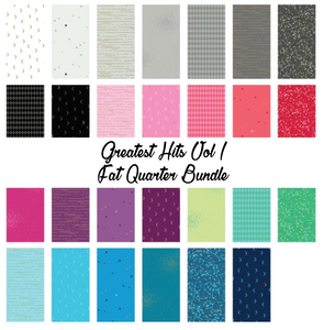Greatest Hits Vol 1 by Libs Elliott Fat Quarter Bundle, 27 Prints