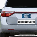 Driver Eduction Magnet for Driving School