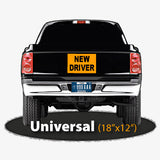Large New driver magnets for cars trucks and vans
