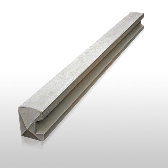 Concrete End Slotted Posts