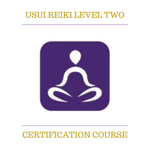 Usui Reiki Level Two Certification