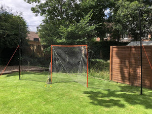 Lacrosse Training Goal
