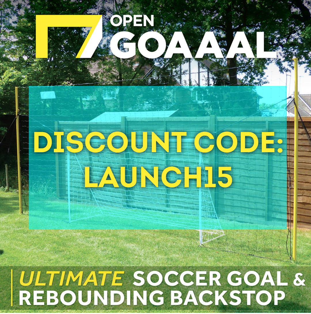Open Goaaal 15% Discount