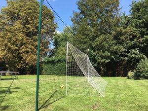 side net soccer rebounder