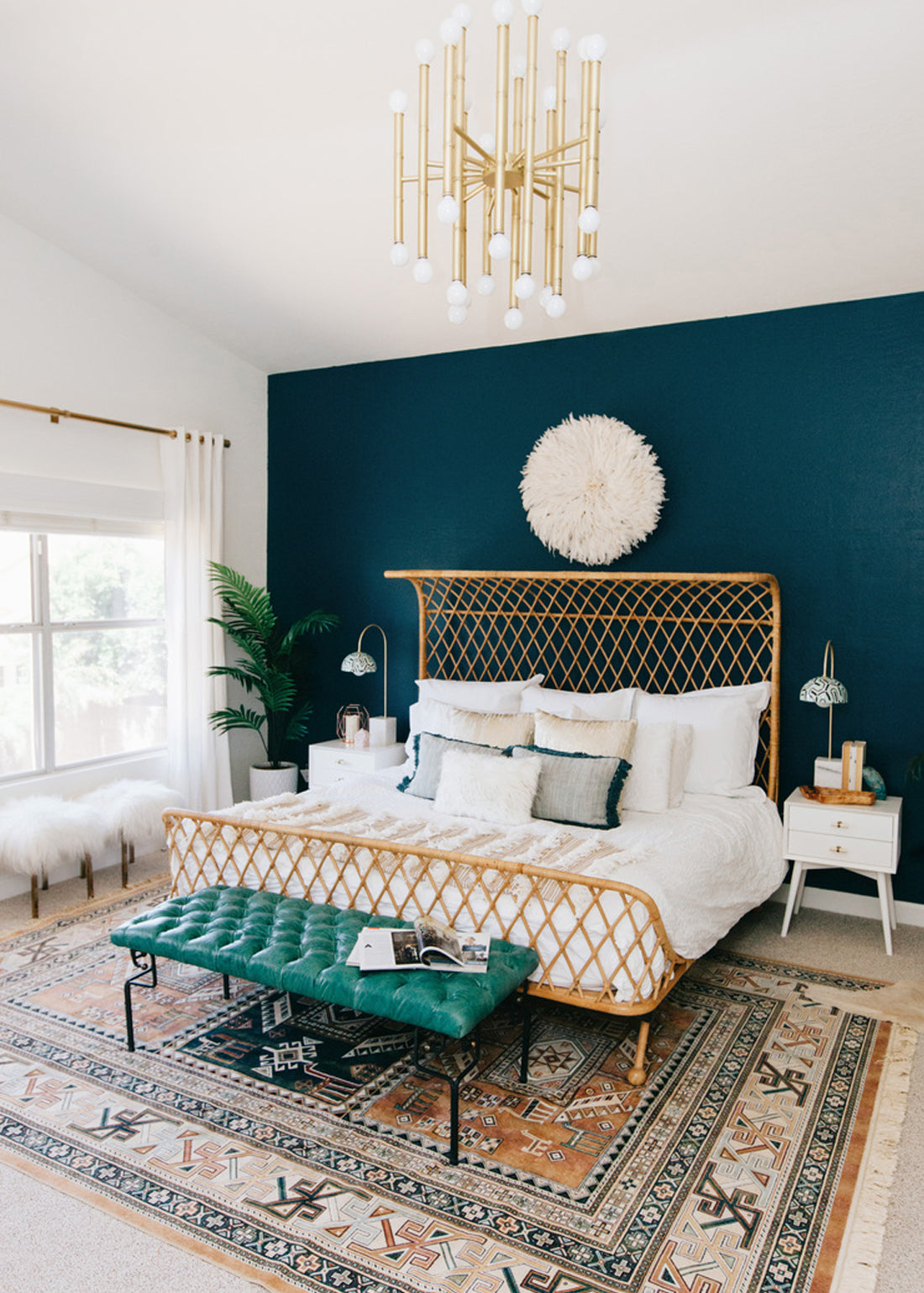 Deciding On A Color Palette For Your Home Can Be One Of The Most Tedious Things Sometimes Inspiration Comes From Beautiful Jewel Toned Couch That You