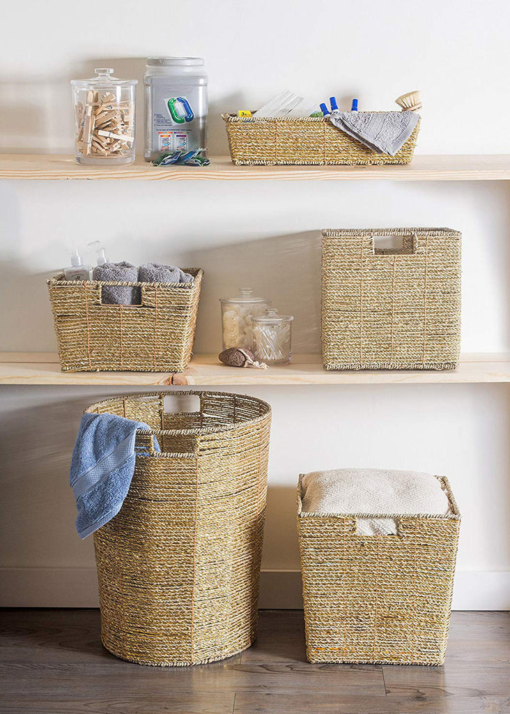 Bathroom Storage + Organization Tips
