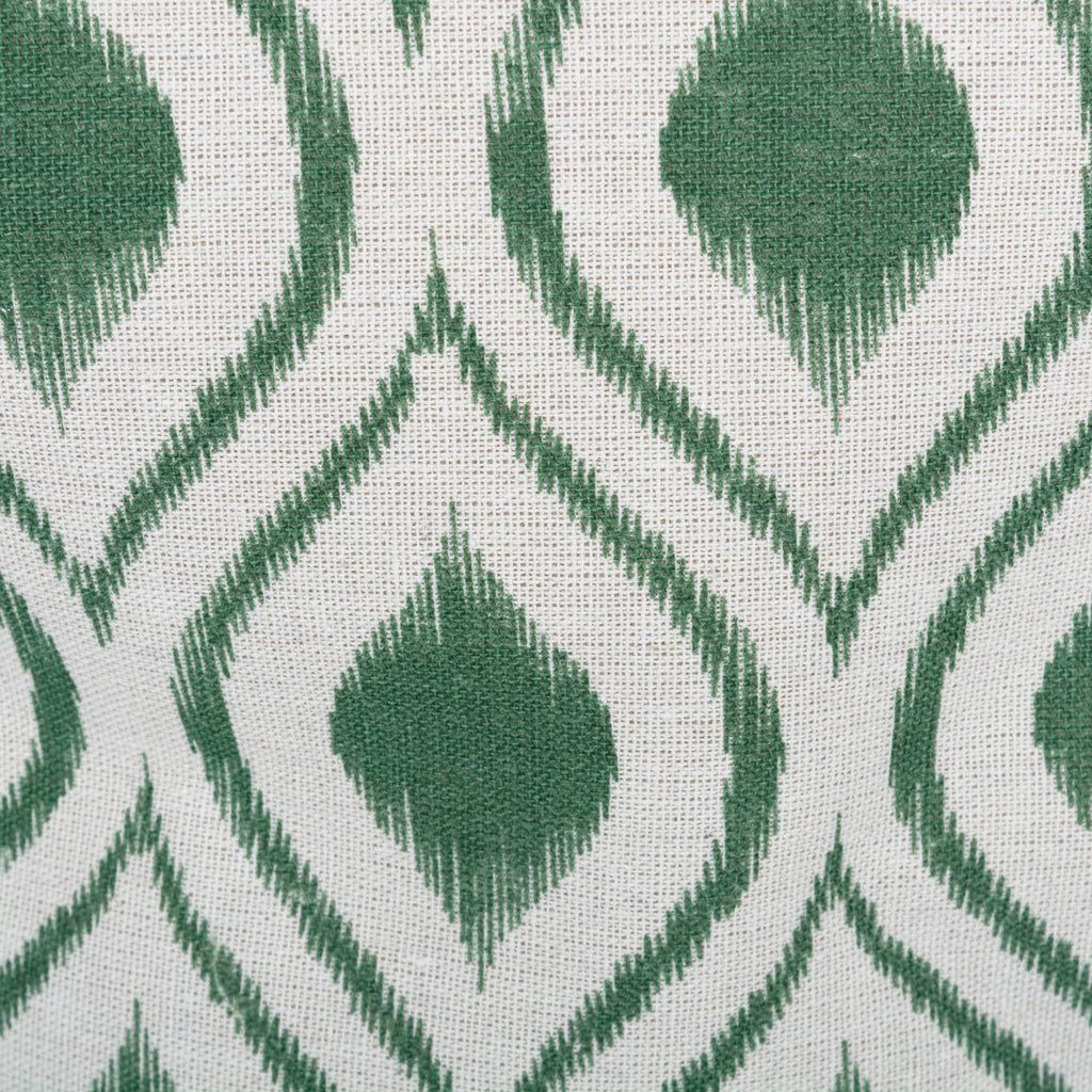 DII Polyester Bin Ikat Artichoke Rectangle Medium
