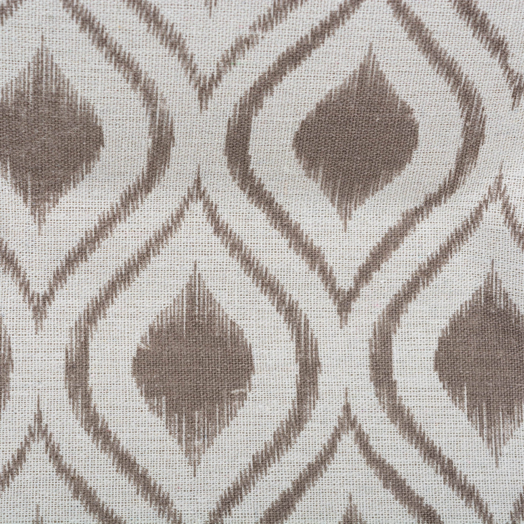 DII Polyester Bin Ikat Stone Rectangle Large