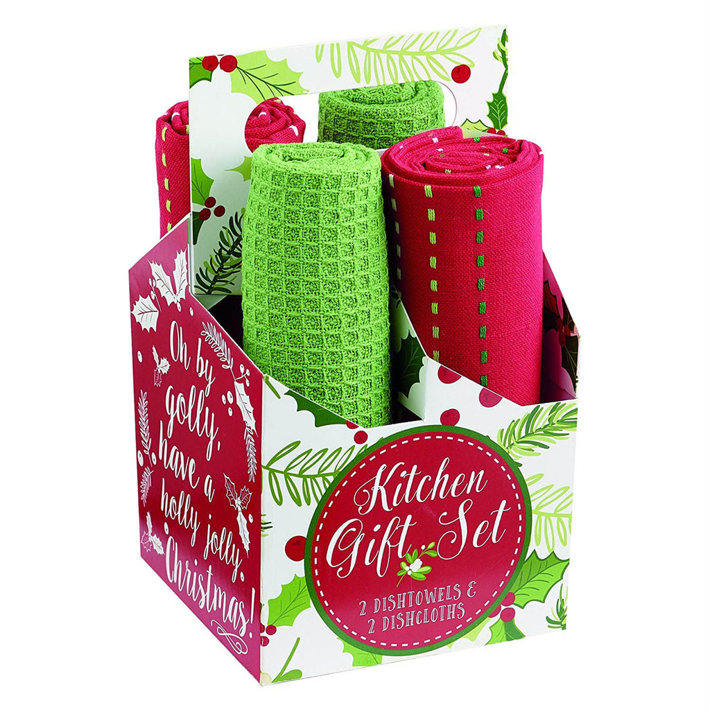 Boughs Of Holly Kit Gift Set