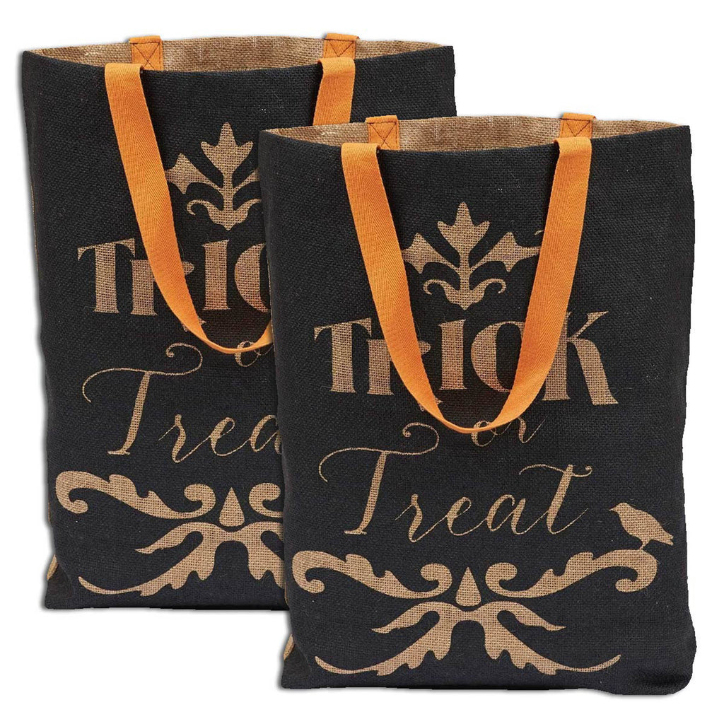 Trick-Or-Treat Tote S/2
