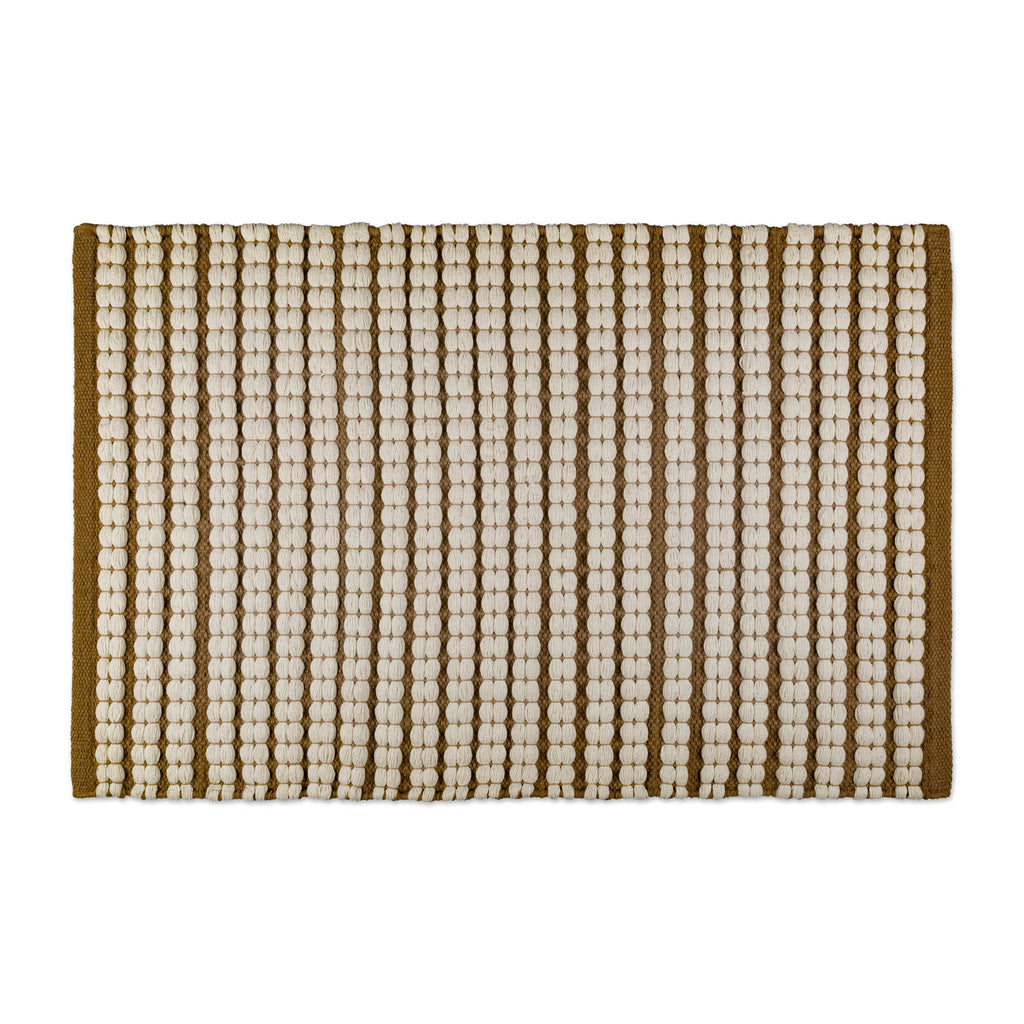 DII Stone Braided Stripe Rug