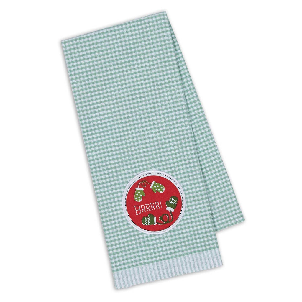 DII Dishtowel Set Holiday Cheer (Set of 3)