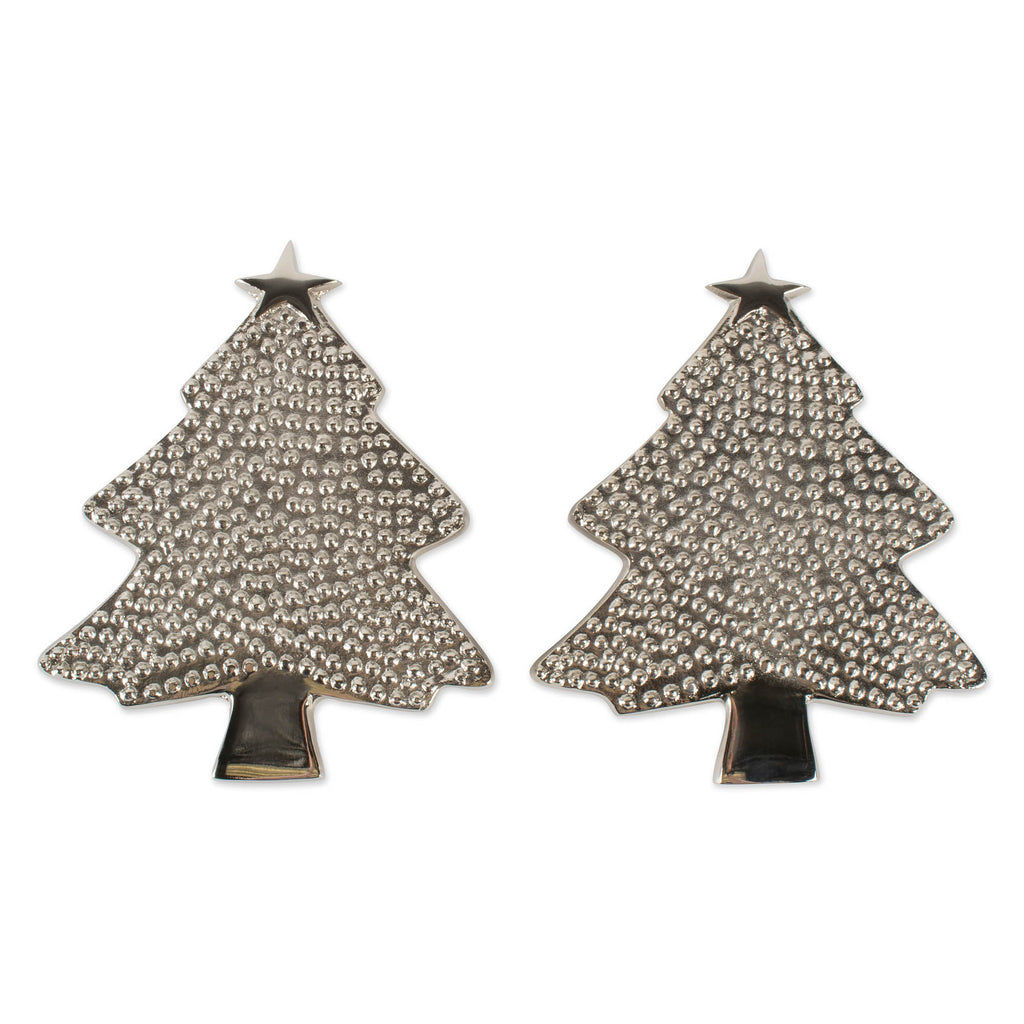 Christmas Tree Trivet Set/2