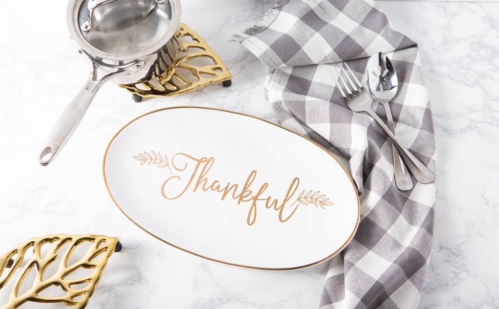 DII Thankful Platter