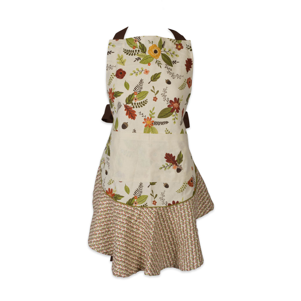 Fall In Love Ruffle Apron