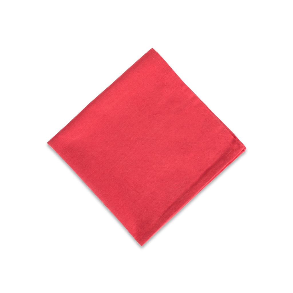 DII Tomato Flat Weave Napkin (Set of 6)