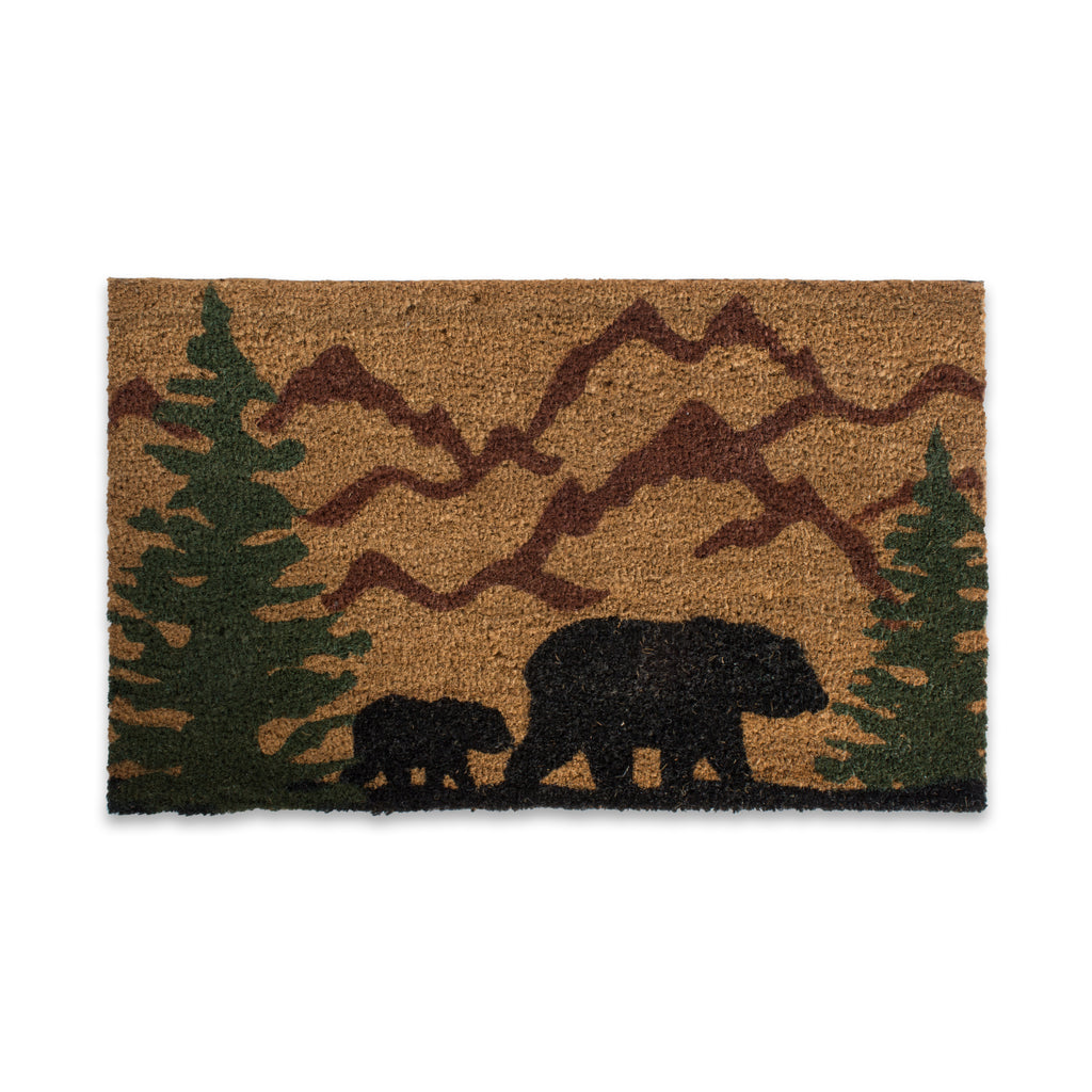 Bear Country Doormat