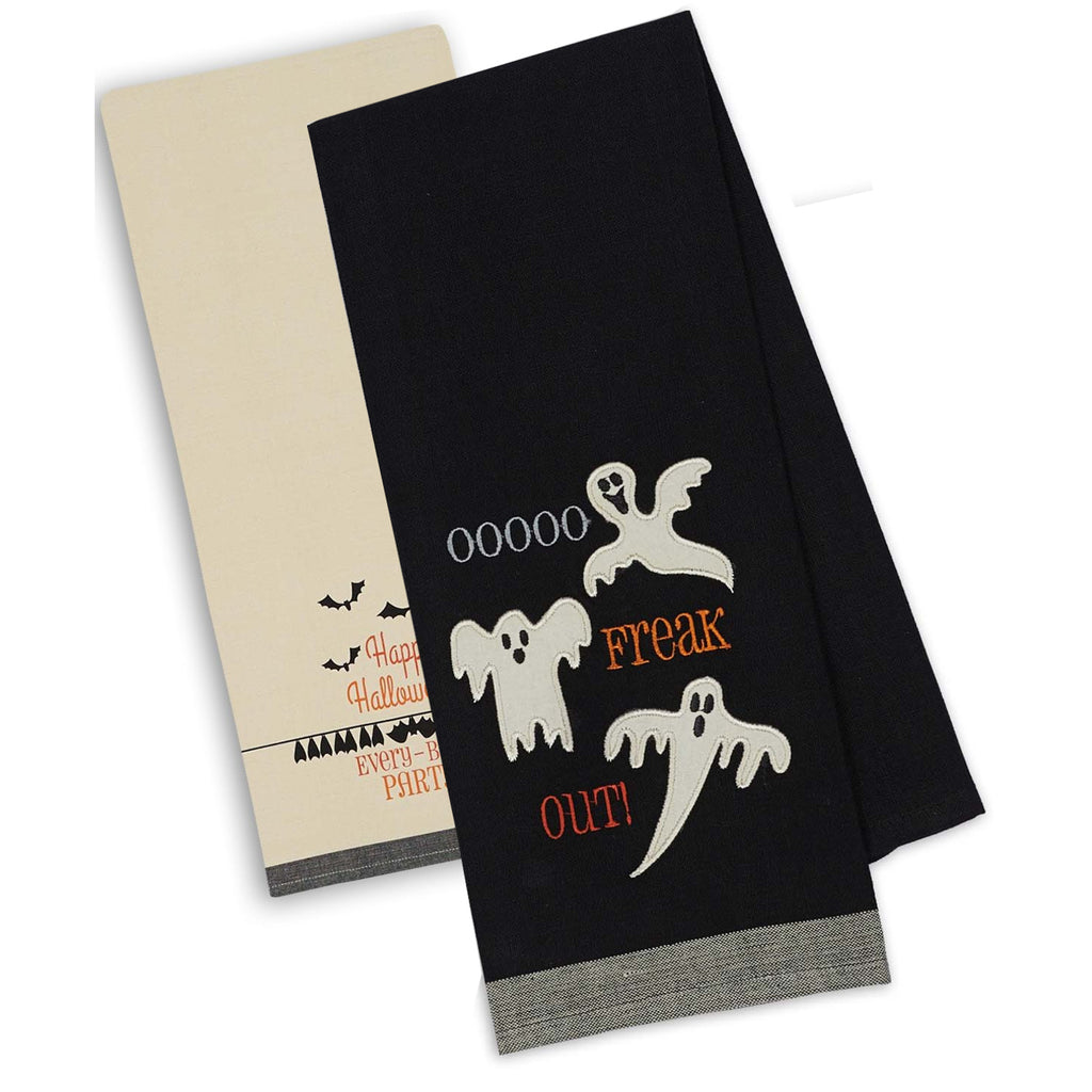 Everybatty Party Printed Dishtowel