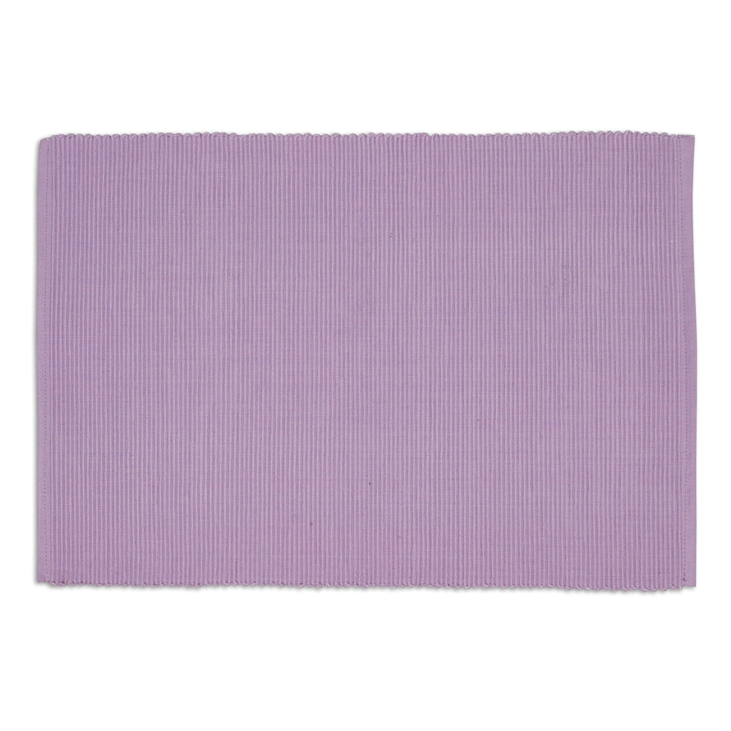 Pansy Purple Placemat S/6