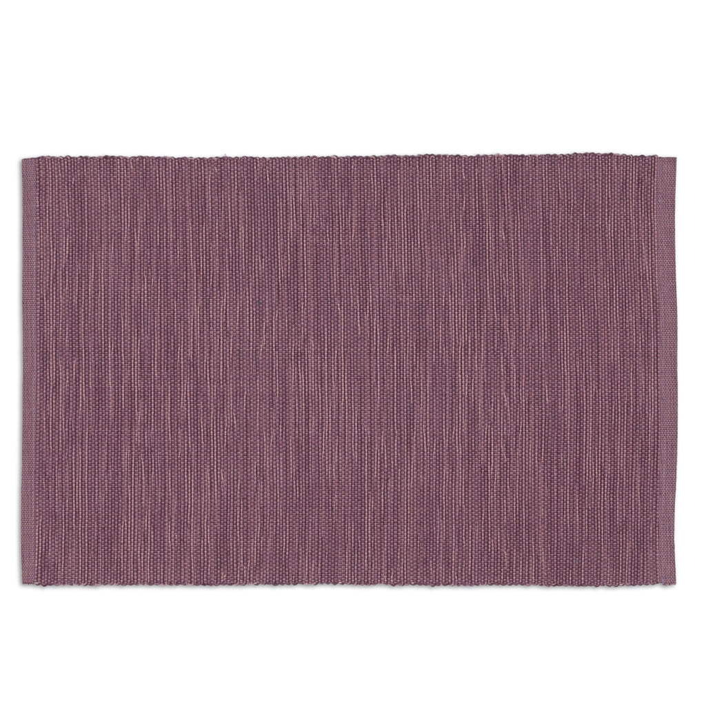 Plum Perfect Tonal Placemat Set/6