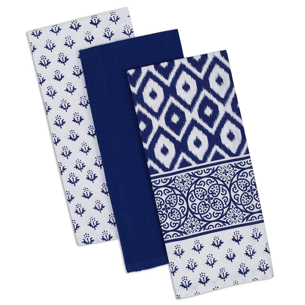Tunisia Dishtowel Set Of 3