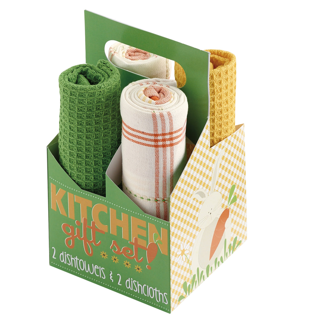 Spring Garden Kitch Gift Set