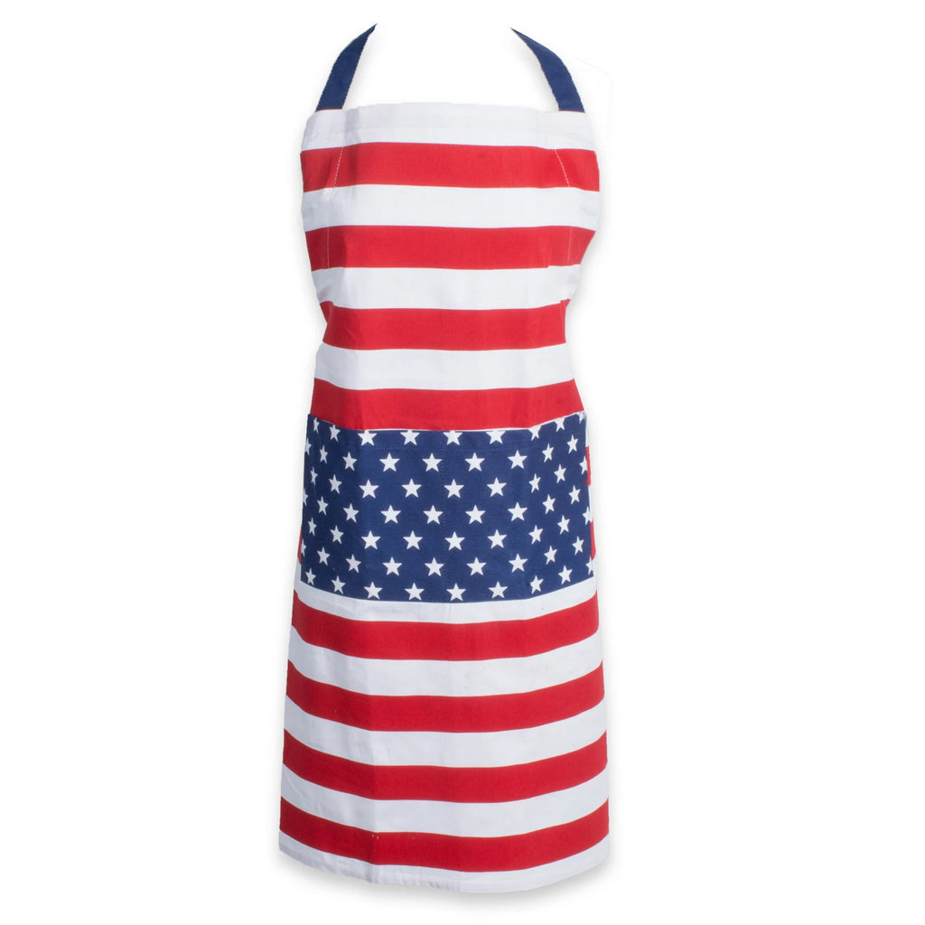 Stars & Stripes Print Ap