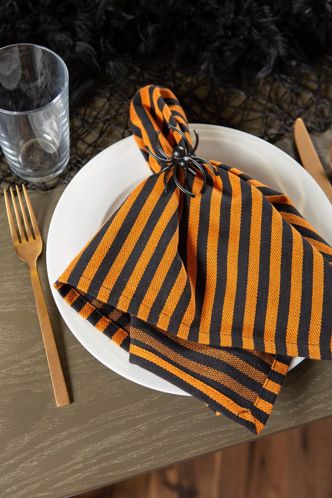 DII Witchy Stripe Napkin (Set of 6)